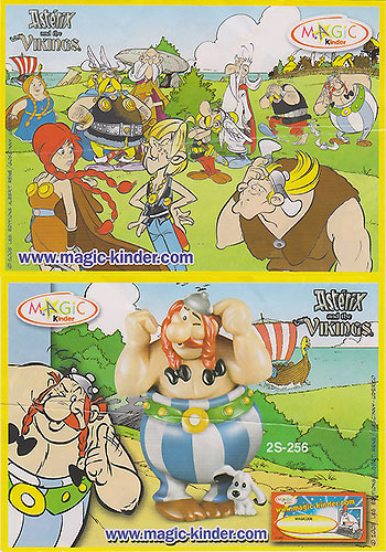 Astérix and the Vikings (WEU)