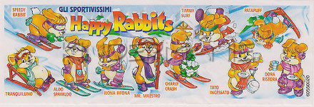 Gli Sportivissimi Happy Rabits (IT)