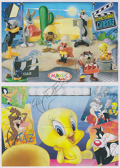 Looney Tunes Cinema 06 (UA2)